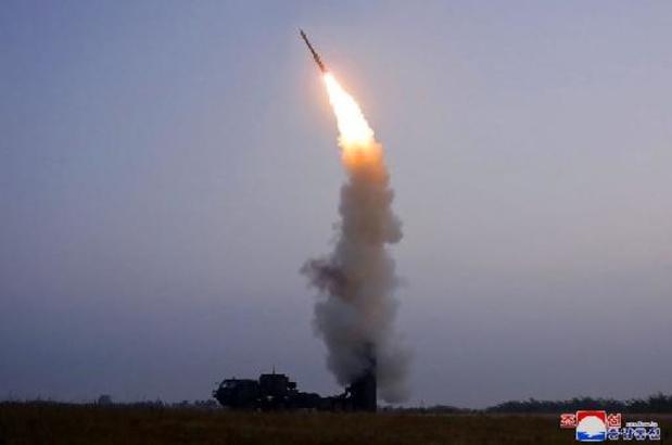 La Corée du Nord annonce avoir testé un missile anti-aérien