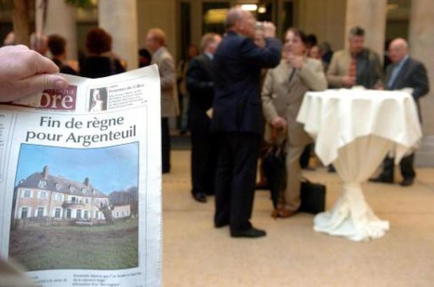 Kasteel van Argenteuil staat te koop