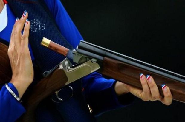 Médaille d'argent et ticket olympique pour Jessie Kaps à la carabine à air