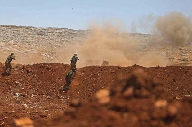 Crimes de guerre et possibles crimes contre l'humanité à Idleb