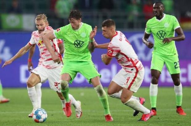 Les Belges à l'étranger - Wolfsburg a toujours le maximum