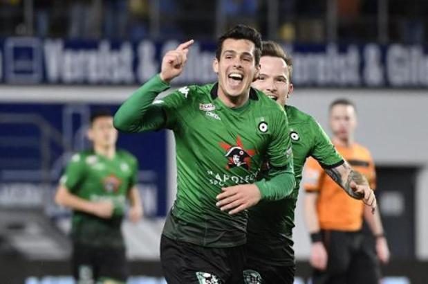 Jupiler Pro League - Cercle Brugge doet uitstekende zaak in degradatiestrijd