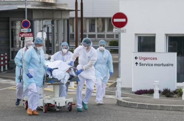 175 sterfgevallen in Frankrijk