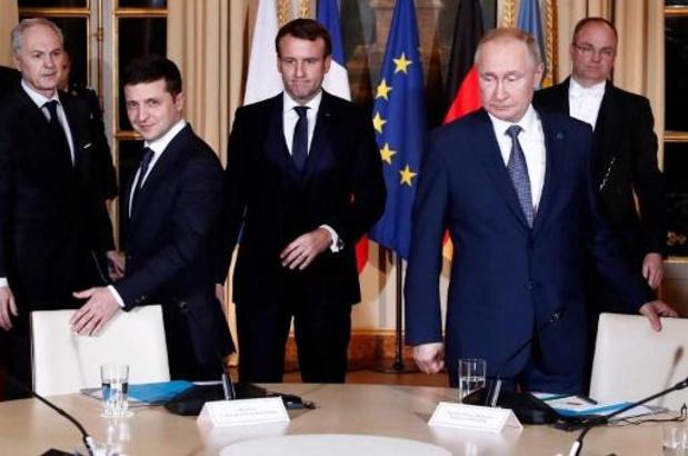 Conflict Oekraïne - Poetin is tevreden na Oekraïne-top