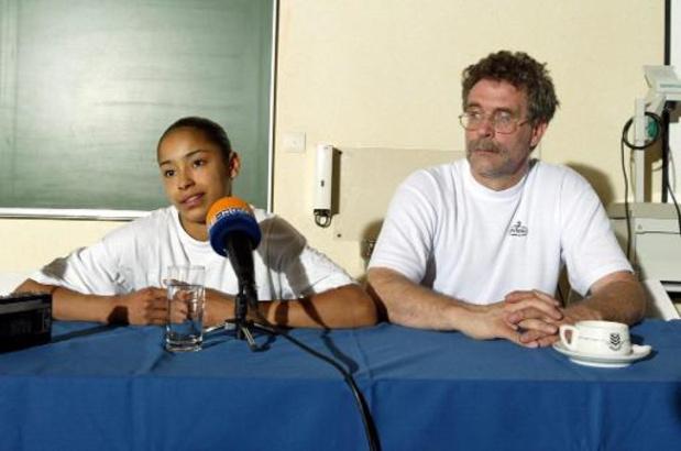"""Aagje Vanwalleghem : """"Il y a encore maintenant des coachs comme Beltman"""""""
