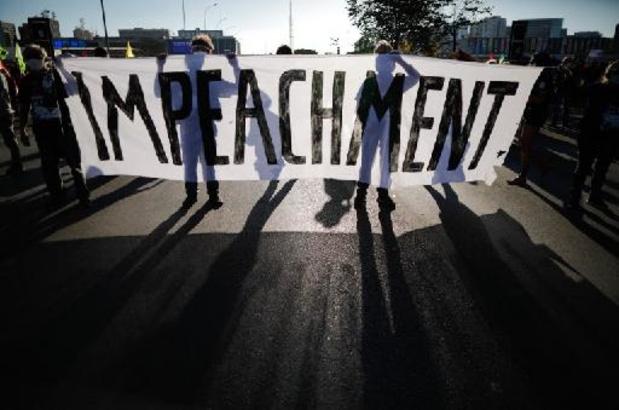Brésil: 51% d'opinion défavorable de la gestion Bolsonaro