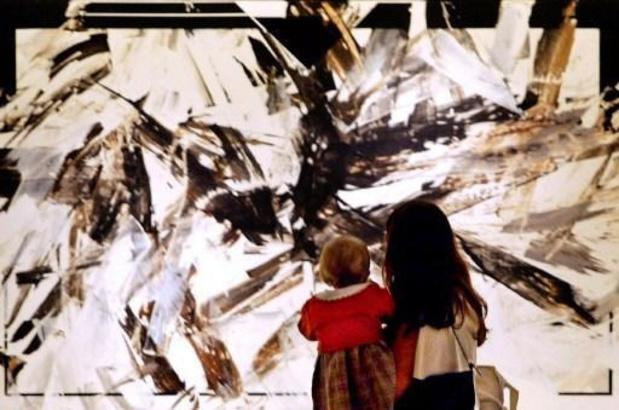 Spaanse schilder Luis Feito gestorven aan COVID-19