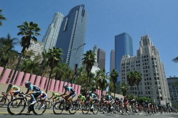 Le Tour de Californie disparaît du calendrier 2020
