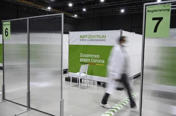 Duitsland plant vaccinatietop om toenemende kritiek op vaccinatiestrategie te counteren