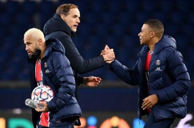 """Kylian Mbappé à Thomas Tuchel, annoncé officieusement remercié au PSG: """"Merci coach"""""""