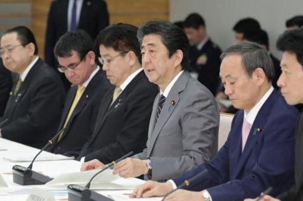 Japan zet burgers uit 38 landen, onder meer België, in quarantaine