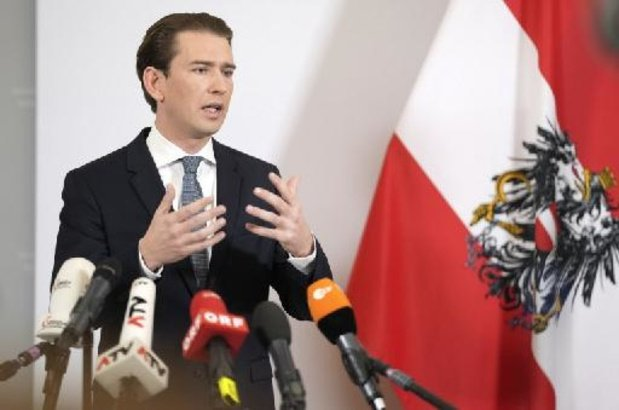"""Oostenrijkse kanselier nog altijd """"in staat en bereid"""" om te regeren"""