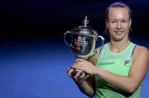 Kiki Bertens geeft forfait voor US Open omwille van corona