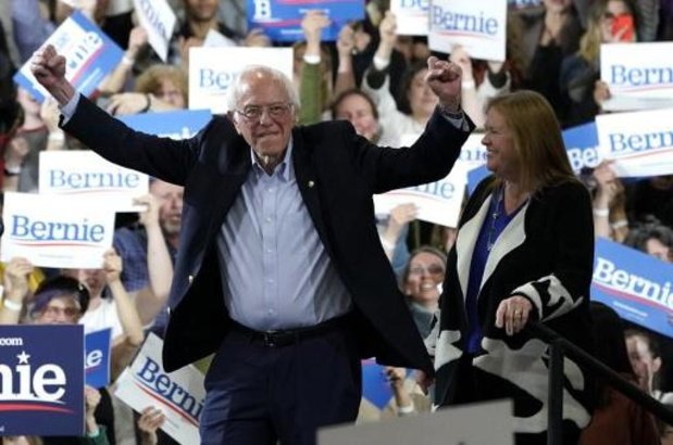 Presidentsverkiezingen VS - Sanders haalt met Utah derde staat binnen