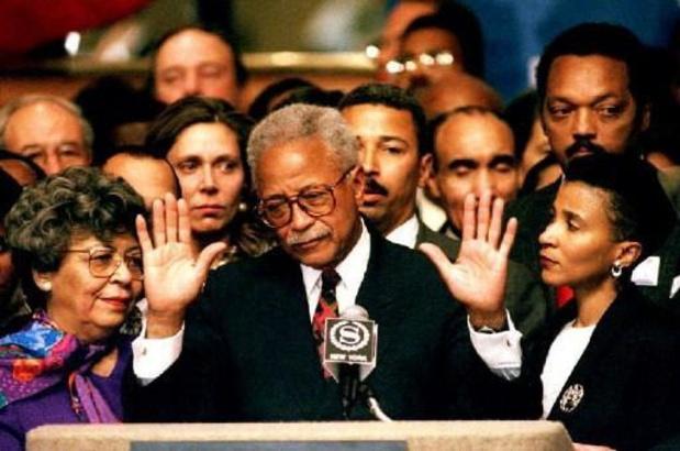 L'ancien maire de New York, David Dinkins, est décédé