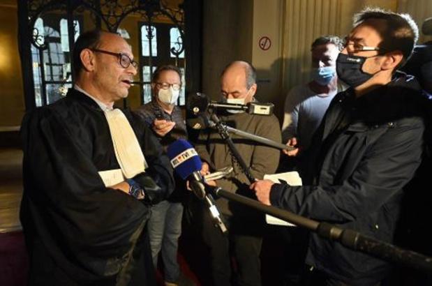 Jean-Charles Luperto condamné à six mois de prison avec sursis