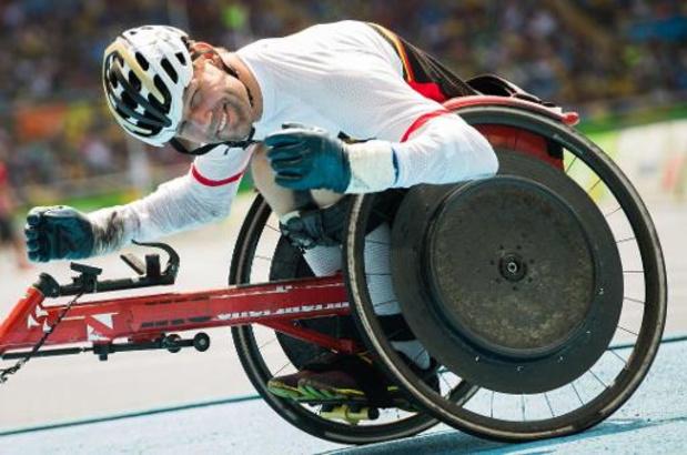 Peter Genyn verlengt titel op 200 meter van WK para-atletiek