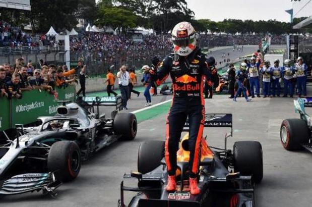 Max Verstappen maakte snelste pitstop in geschiedenis