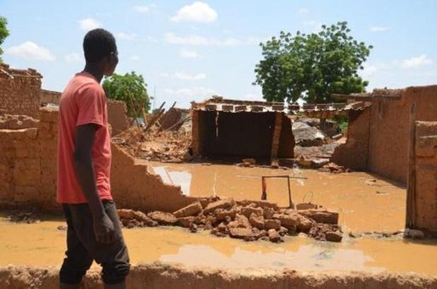 Plus de 100 détenus s'évadent à la faveur d'inondations au Nigeria