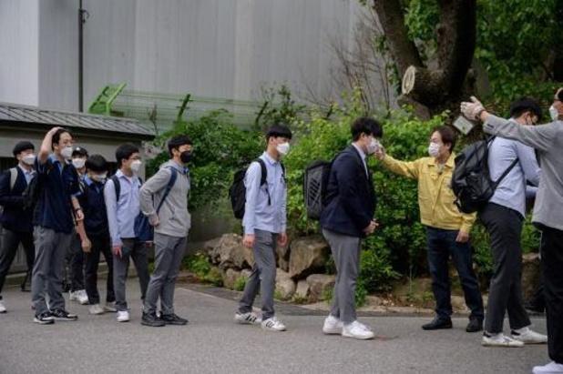 Zuid-Korea beperkt aantal kinderen op school