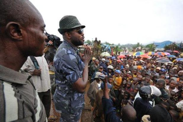 Congolese krijgsheer 'Sheka' krijgt levenslang voor oorlogsmisdaden en massaverkrachtingen