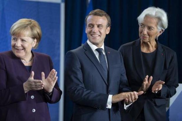Parijs en Berlijn hebben werkdocument over toekomstconferentie EU klaar