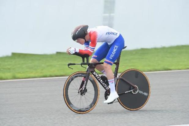 Ronde van Polen - Cavagna wint tijdrit voor Almeida, die als leider slotetappe start