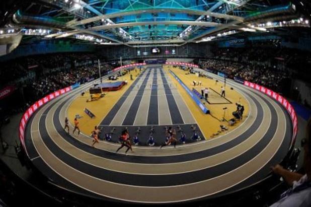 Les championnats du monde en salle d'athlétisme de Nanjing encore reportés
