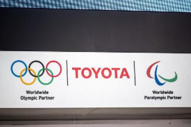 Aucun responsable du sponsor Toyota à la cérémonie d'ouverture des JO