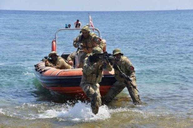 Turkije voert schietoefeningen uit voor kust van Cyprus