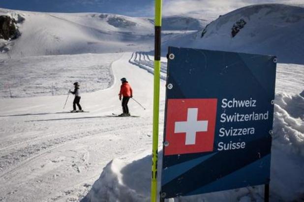 Verschillende Zwitserse kantons sluiten skigebieden