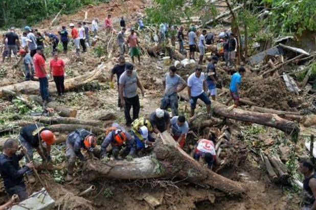 Al minstens 27 doden door noodweer in Brazilië