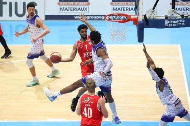 Euromillions Basket League: Oostende en Bergen starten morgen aan titelstrijd