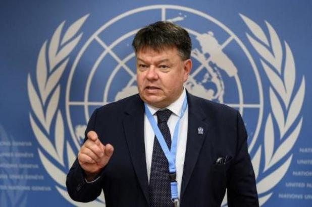 L'ONU lance un centre à Genève sur le climat et les désastres