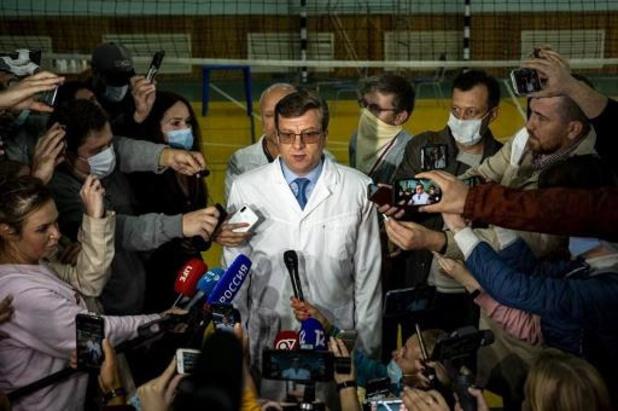 """""""Dodelijke stof"""" aangetroffen in lichaam van Navalny"""