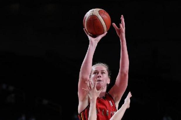 Pas de WNBA cet été pour Emma Meesseman
