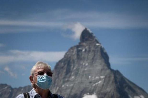 Zwitserland verstrengt toegangsvoorwaarden voor Belgen