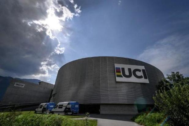 L'UCI accentue sa lutte antidopage en s'associant avec l'ITA