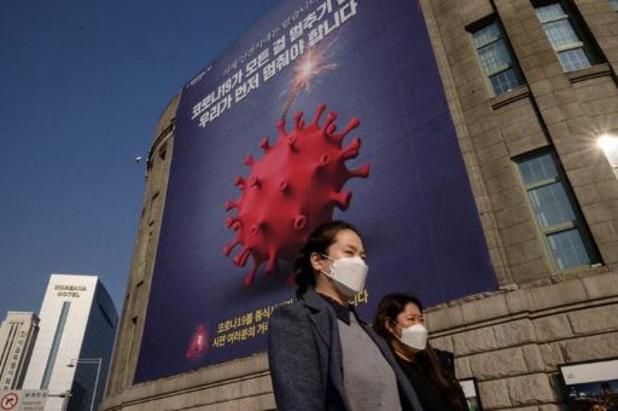 Zuid-Korea kampt met derde coronagolf