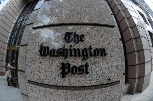 Washington Post steunt Biden