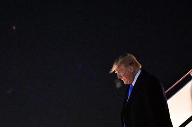 """Trump waarschuwt Kim Jong-un dat hij """"alles te verliezen"""" heeft"""