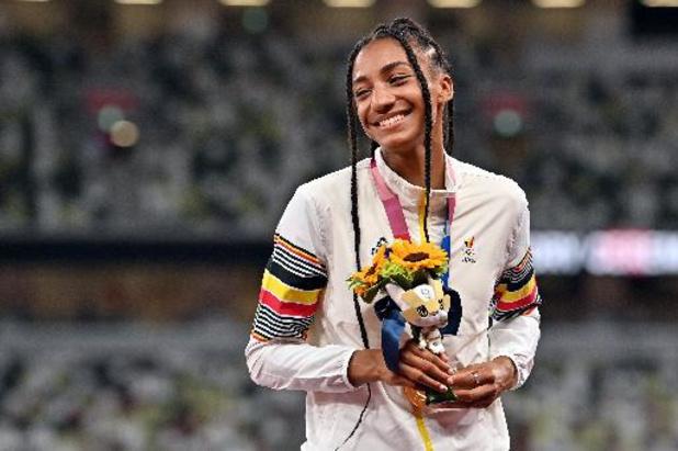 Memorial huldigt Belgische olympiërs van Tokio