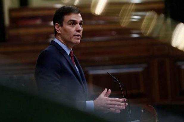 Spaanse premier Sanchez waarschuwt: 'De EU is in gevaar'