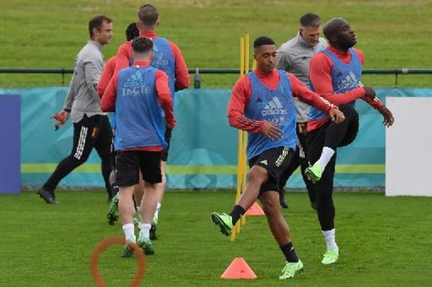 De Bruyne en Hazard ontbreken op laatste training in Tubeke voor afreis naar München