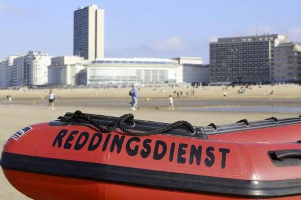 Stad Oostende roept op tot meer respect voor strandredders