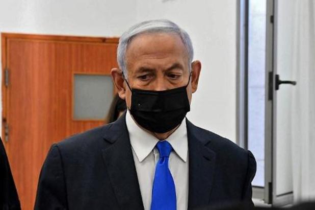 Corruptieproces tegen Israëlische premier Netanyahu hervat