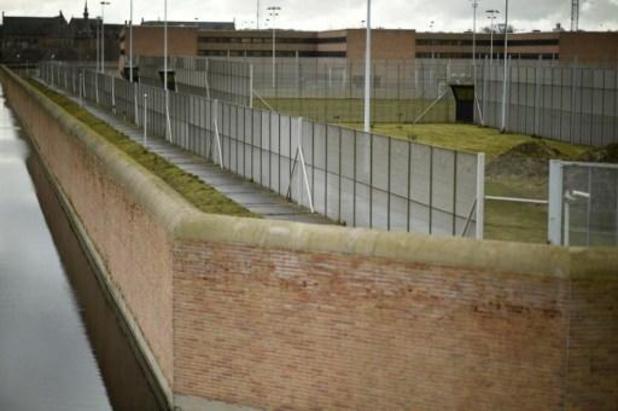 Le mouvement de grève dans les prisons plutôt bien suivi en Flandre