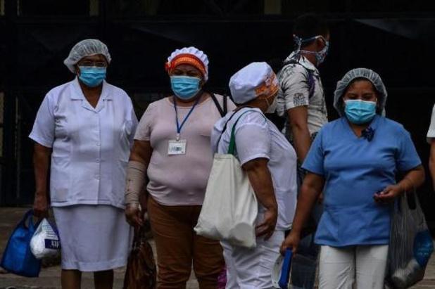 Wereldwijd meer dan 230.000 verpleegkundigen besmet
