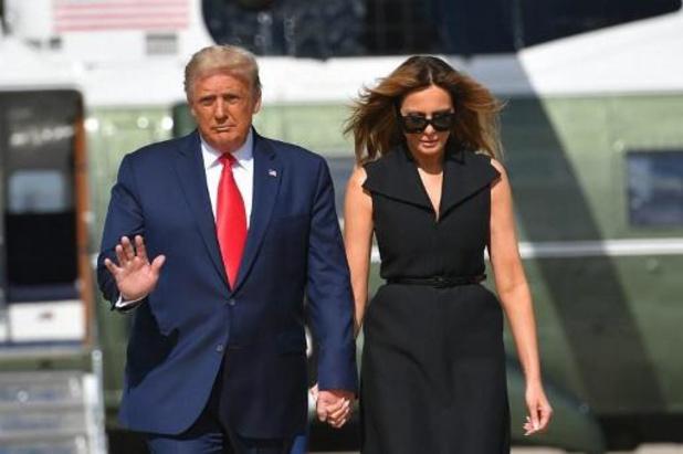 Présidentielle américaine 2020 - Donald Trump votera samedi en Floride