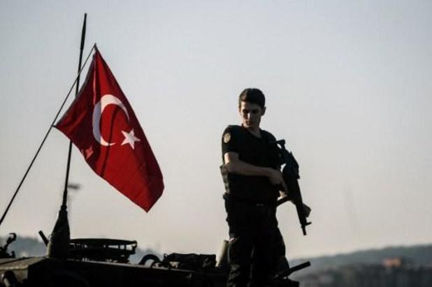 Vijf jaar na mislukte coup in Turkije kregen al 3.000 Turken levenslange gevangenisstraf
